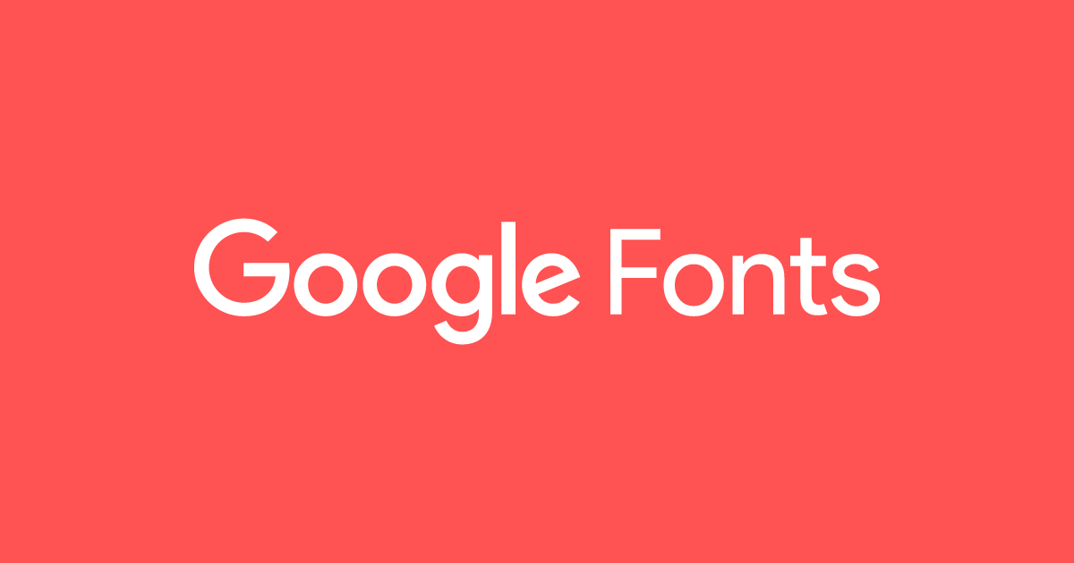 Tutorial Google Fonts